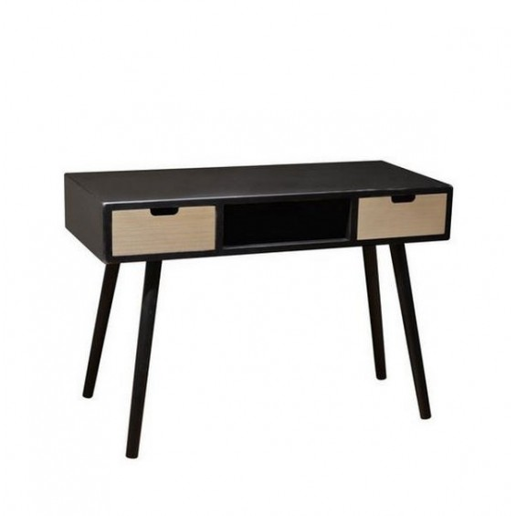 Mesa de escritorio Tesa con 2 cajones