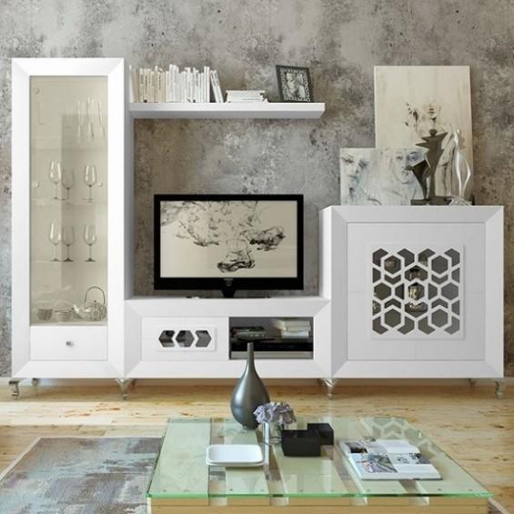 Composición de salón Blancanieves