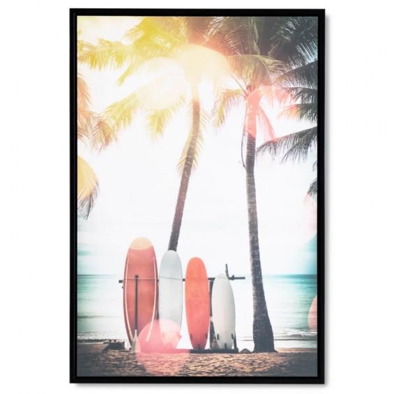Cuadro TABLAS DE SURF 40x60