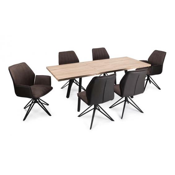 Mesa de comedor fija Dolfono