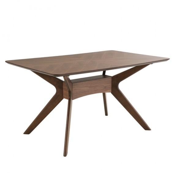 Mesa de comedor fija Daiana