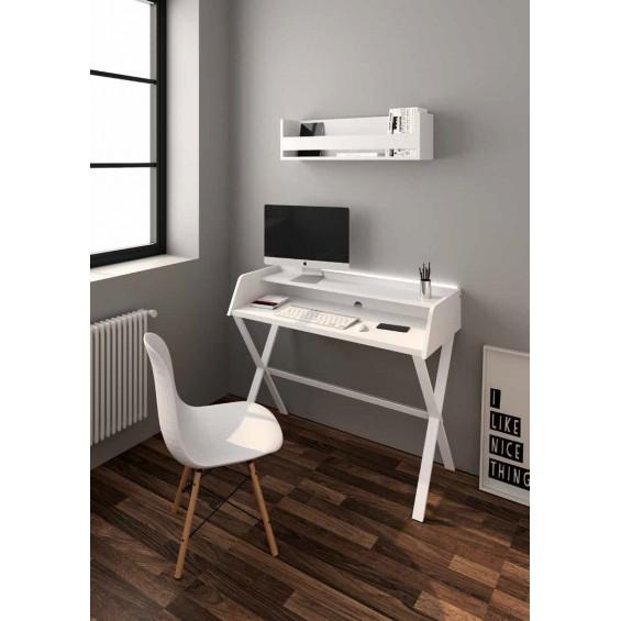 Mesa escritorio LED Ruán 1