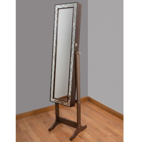 Espejo vestidor joyero Terry