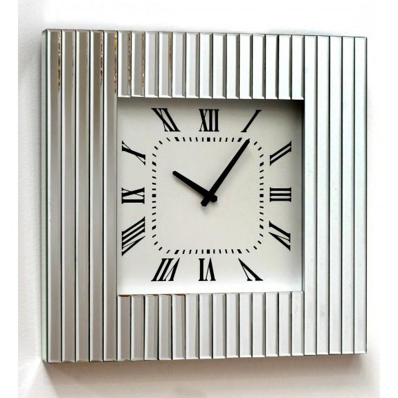 Reloj con marco de espejo Sandy