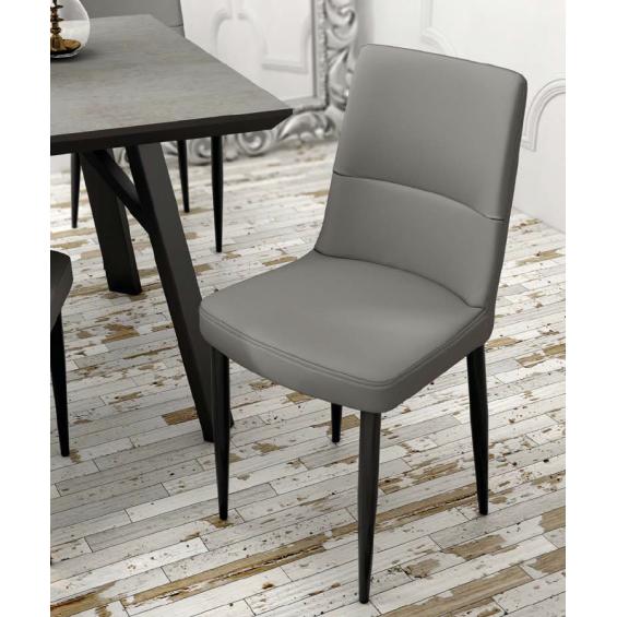 PACK 4 sillas de comedor Roxanna
